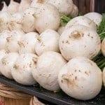 kyoto nishiki market vegetables