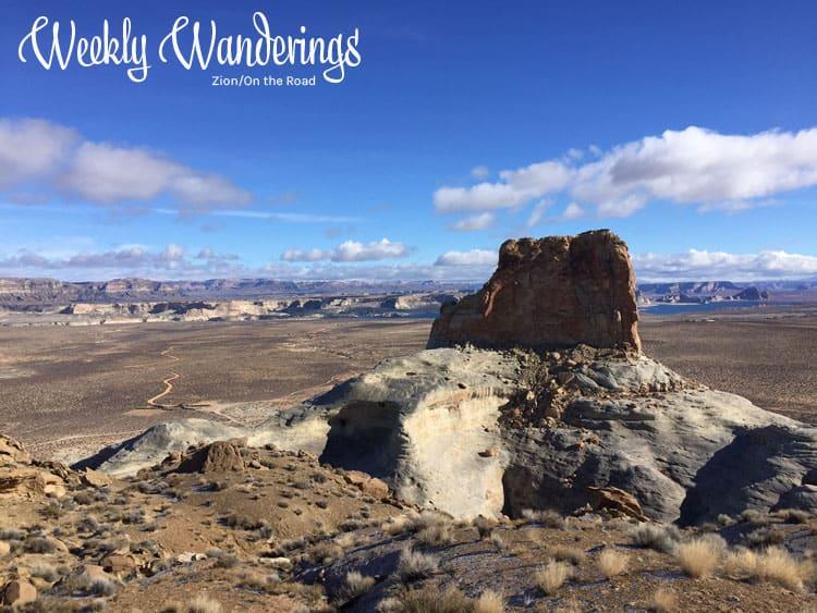 Weekly Wanderings Zion