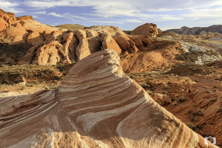Valley of Fire On top of Fire Wave