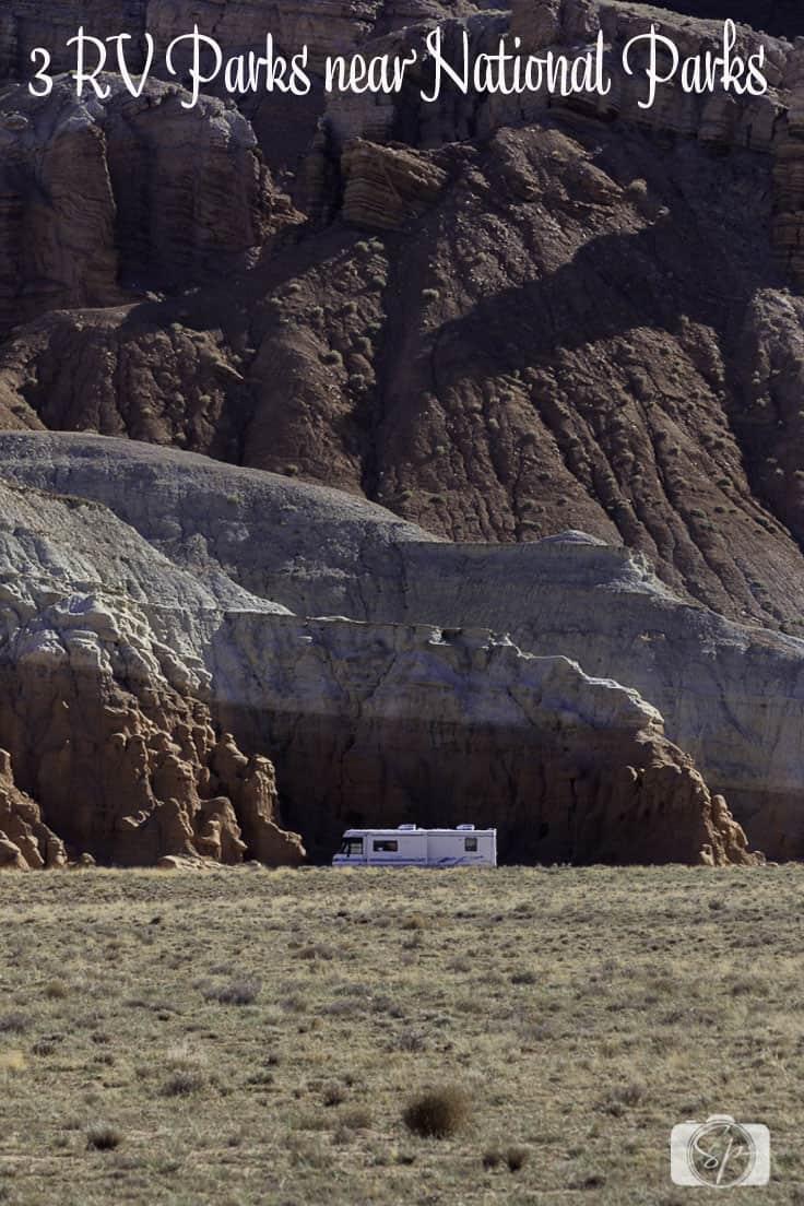 3 RV Parks Near National Parks