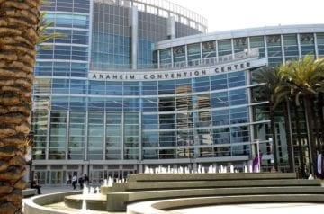 36 hours in Nnaheim - Anaheim Convention Center 2