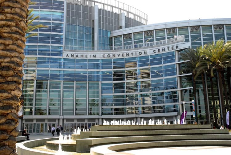36 hours in Nnaheim - Anaheim Convention Center 2