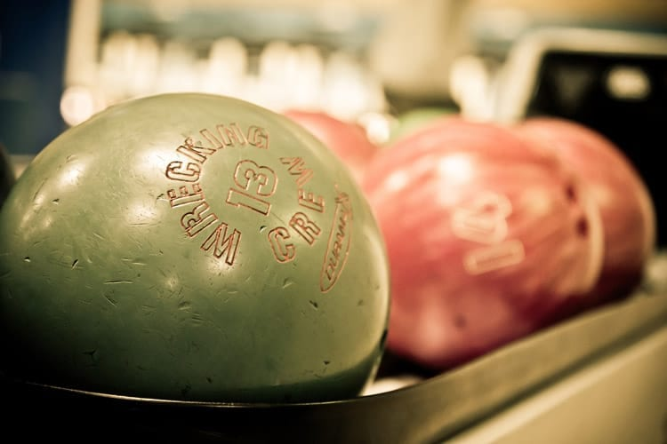 Sports in Arlington: Bowling
