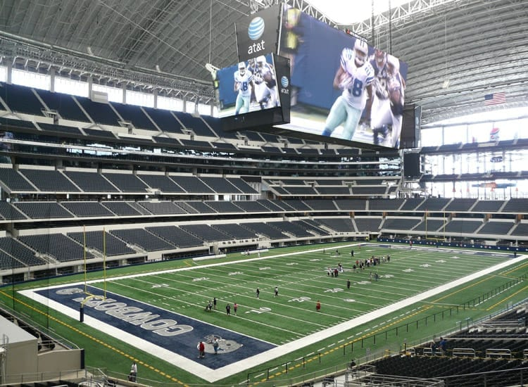 Hotels Near Dallas Cowboys Football Stadium
