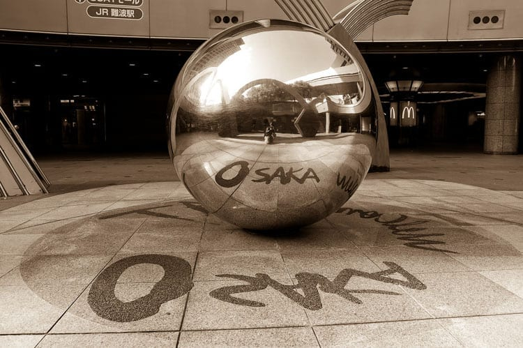 5 Awesome Things to Photograph in Osaka