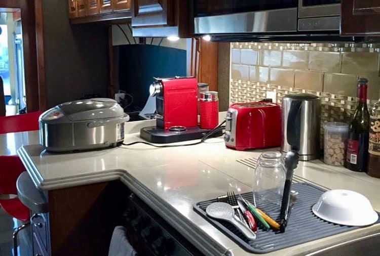 Favorite RV Gear Appliances Our Kitchen ...