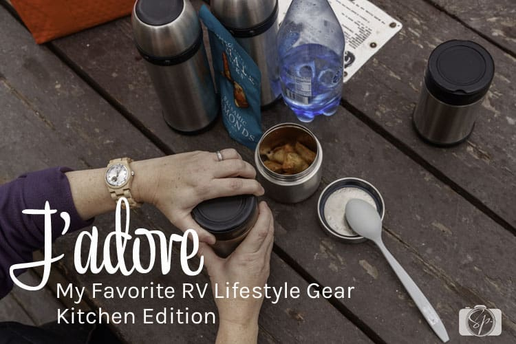 My Favorite RV Lifestyle Gear Kitchen Edition BLOG