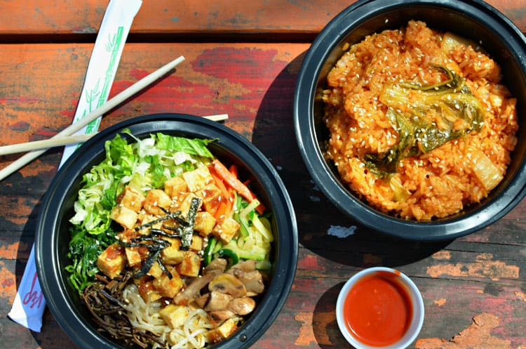 Top 5 Things to Eat in Richmond - Korean Food