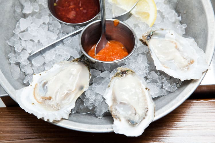 Top 5 Things to Eat in Richmond - Rappahannock Oyster