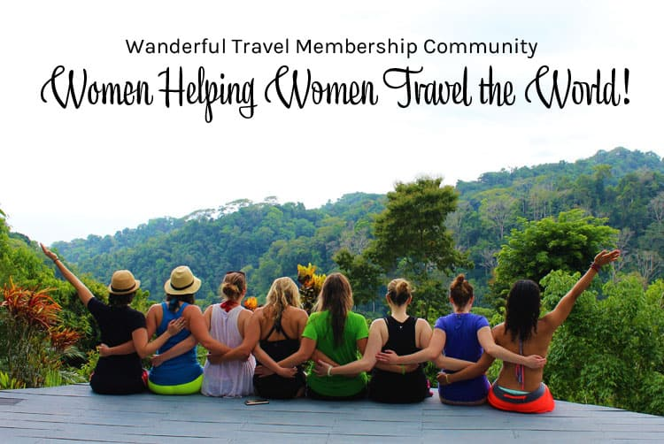 Wanderful Travel Membership Community