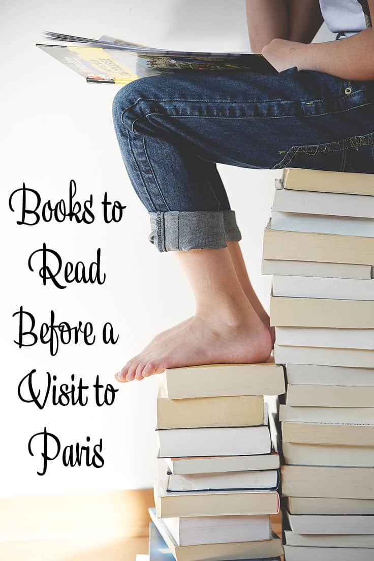 Books to Read Before a Visit to Paris {Guest Post by Misadventures with Andi} | CosmosMariners.com