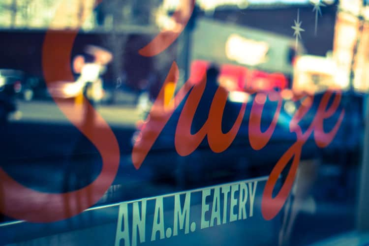 Day in Denver - Snooze A.M. Eatery