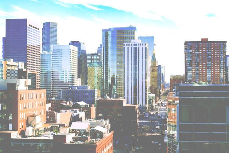 Day in Denver