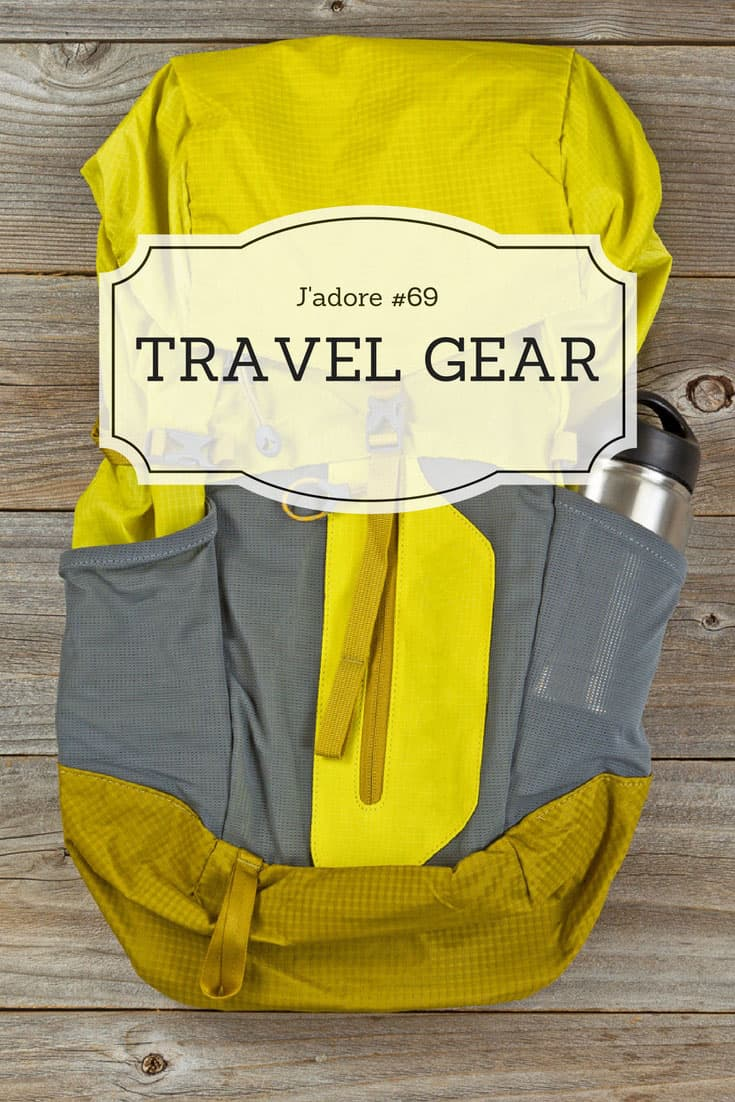 Jadore 69 Travel Gear