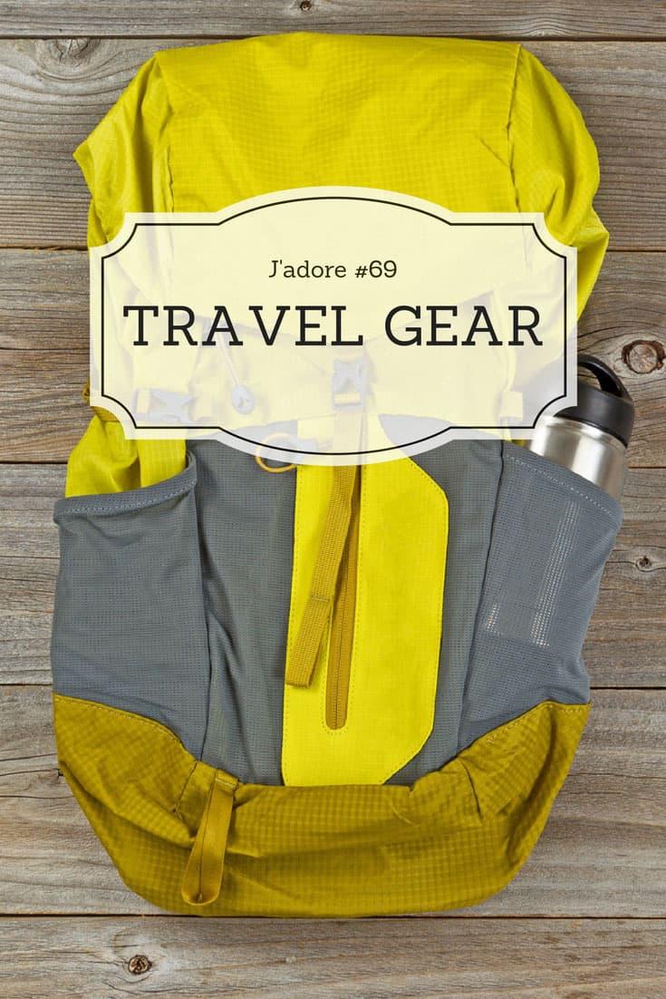 Jadore 69 Travel Gear