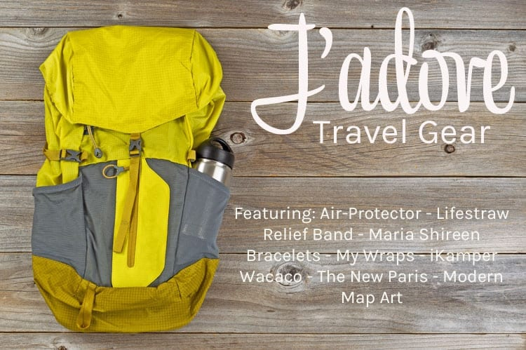 J'adore Travel Gear Edition