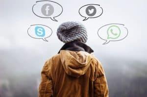 My Blog Income Social Media Posting