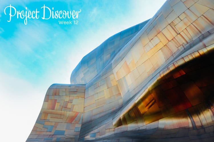 Project Discover Week 12