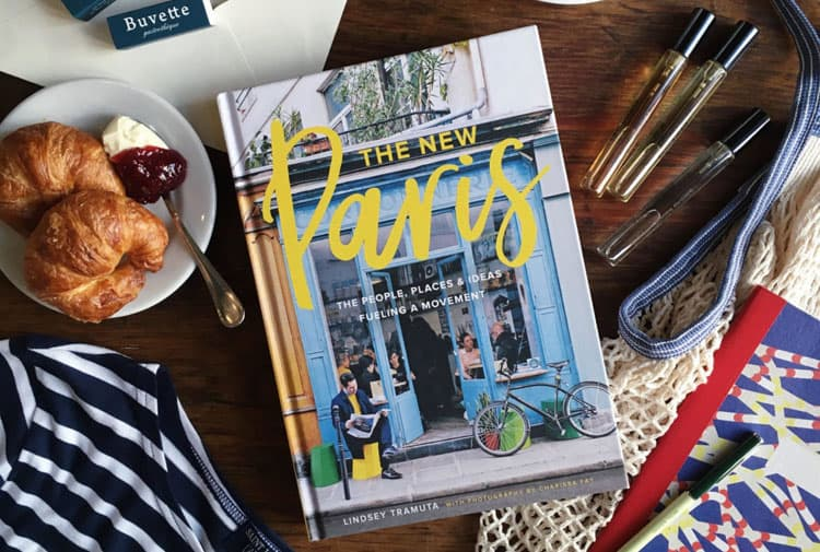 Summertime Reading - The New Paris by Lindsey Tramuta
