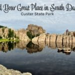 Find Your Great Place in South Dakota – Custer State Park