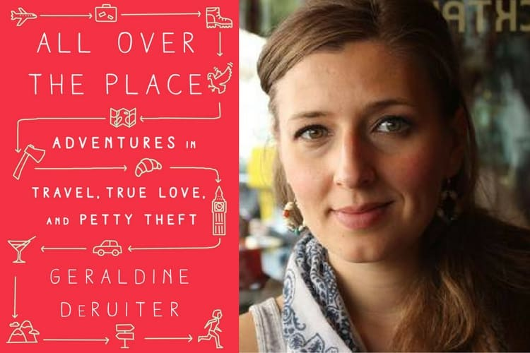 Summertime Reading - All Over the Place - Geraldine DeRuiter- Everywhereist