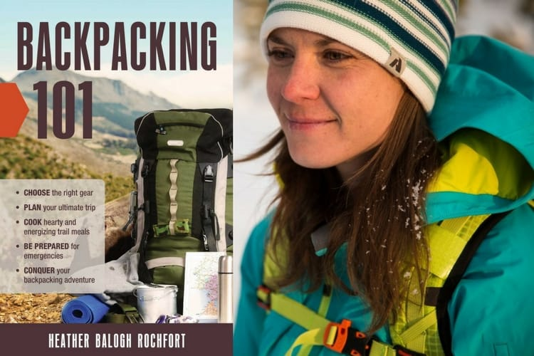 Summertime Reading - Backpacking 101 Heather Balogh Rochfort