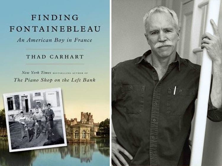 Summertime Reading - Finding Fontainebleau - Thad Carhart