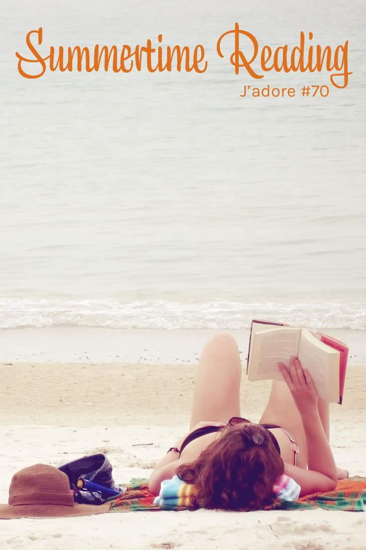 J'adore #70 – Book Edition 2, Summertime Reading