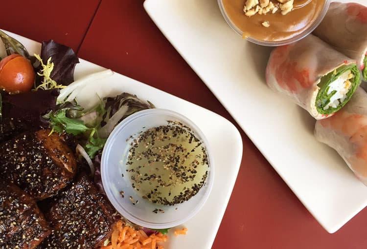 Luc Lac Portland Lunch
