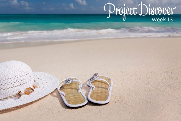 Project Discover Week 13