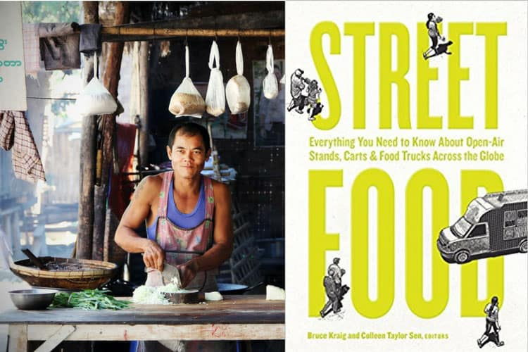 Summertime Reading - Street Food - Colleen Taylor Sen and Bruce Kraig