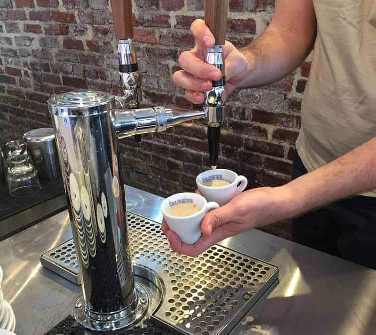 3 Hot Coffee Shops in Washington DC_La Colombe