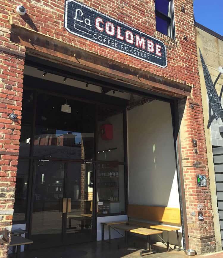 3 Hot Coffee Shops in Washington DC_La Colombe
