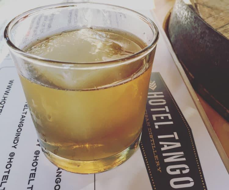 Indianapolis Hotel Tango Bourbon