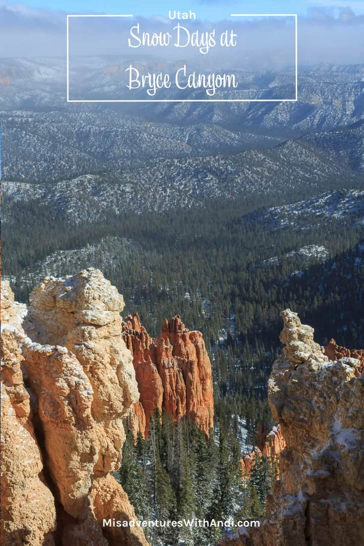 Bryce Canyon National Park in the Snow_Travel - Utah - Mighty 5 National Parks