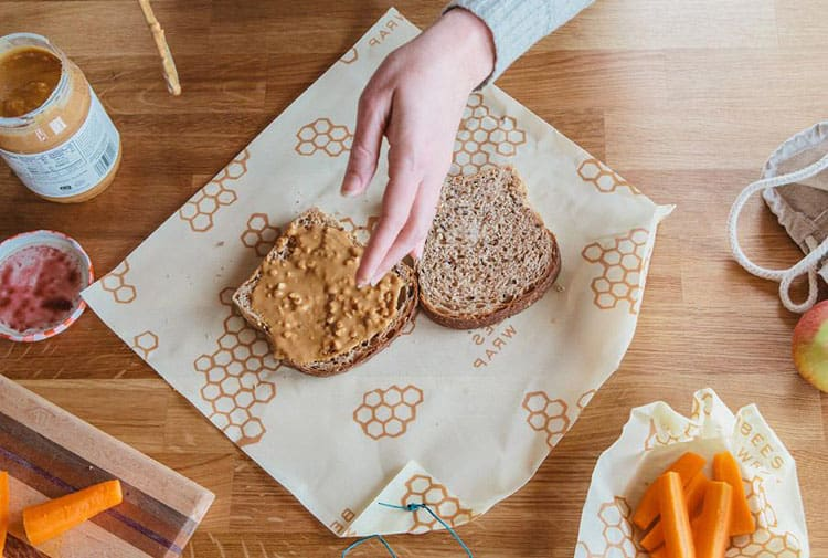 Eco-Friendly Finds - Bees Wrap Sustainable Food Storage