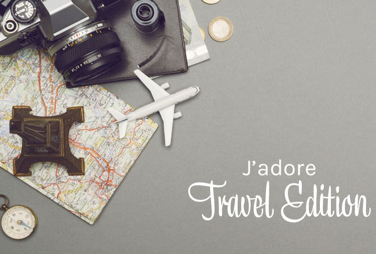 J'adore Travel Edition