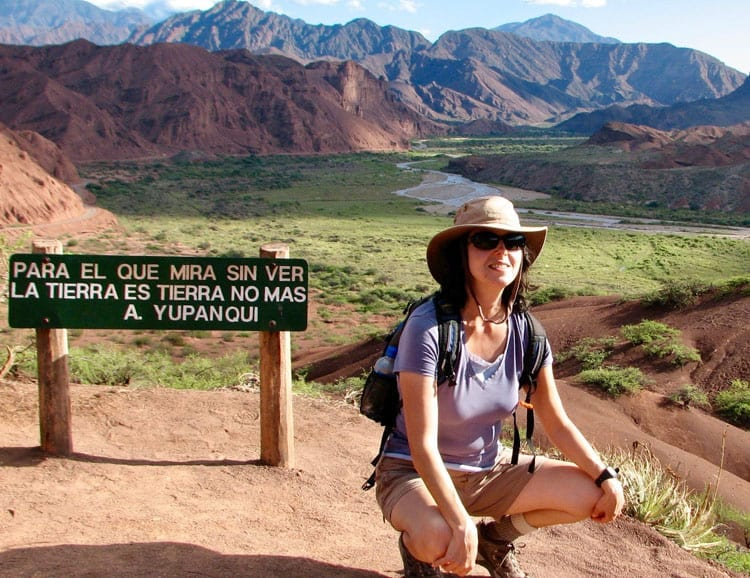 Traveler Tuesday - Marie-France of Big Travel Nut_quebrada-de-cafayate-argentina