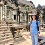 Traveler Tuesday - Marie-France of Big Travel Nut_Angkor Wat Cambodia