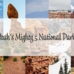 Utah's Mighty 5 National Parks