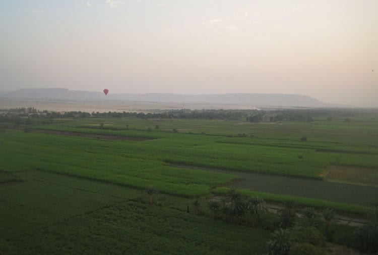 Fantastic Balloon Rides Around the World_Luxor, Egypt Hot Air Balloon Ride