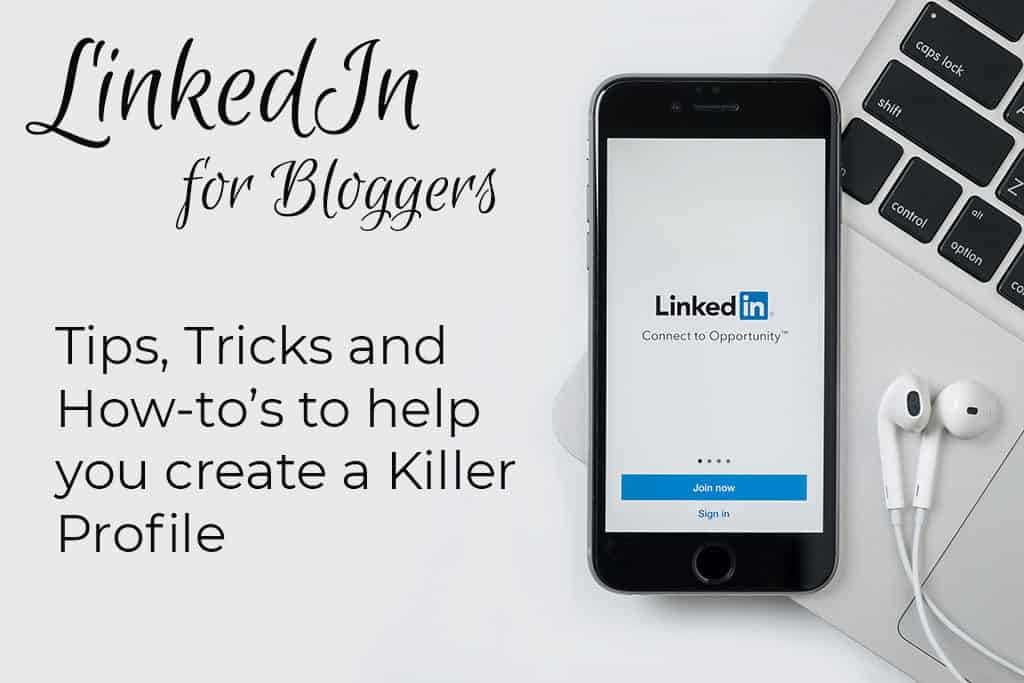LinkedIn for Bloggers