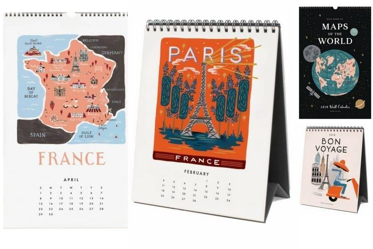 Rifle Paper Calendars