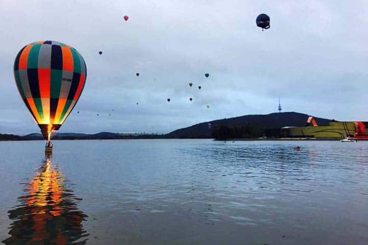 The Canberra Balloon Spectacular