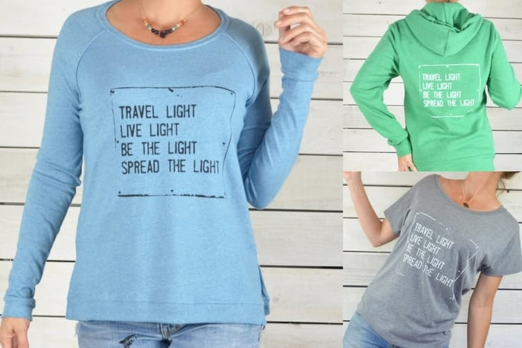 Travel Light Shirts