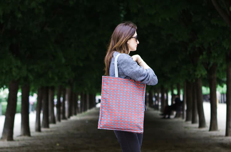 Gift Guide for the Francophile in Your Life - Kasia Dietz-Roma bag