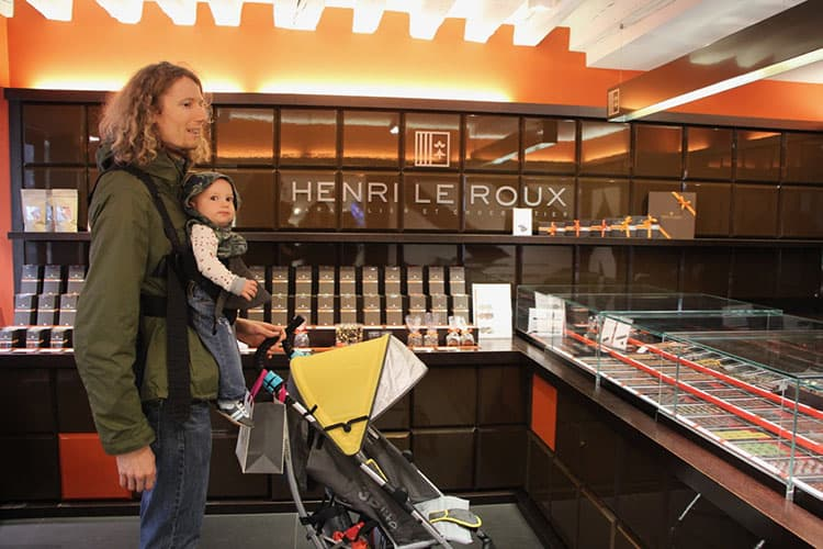 Paris for the Holidays - Chocolate Shopping in St Germain