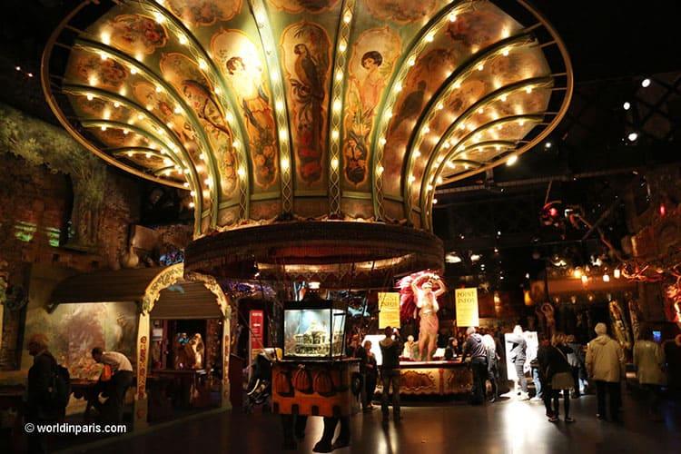 Paris for the Holidays - Le Musée des Arts Forains