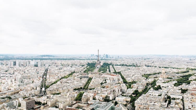 Paris for the Holidays - Montparnasse Tower