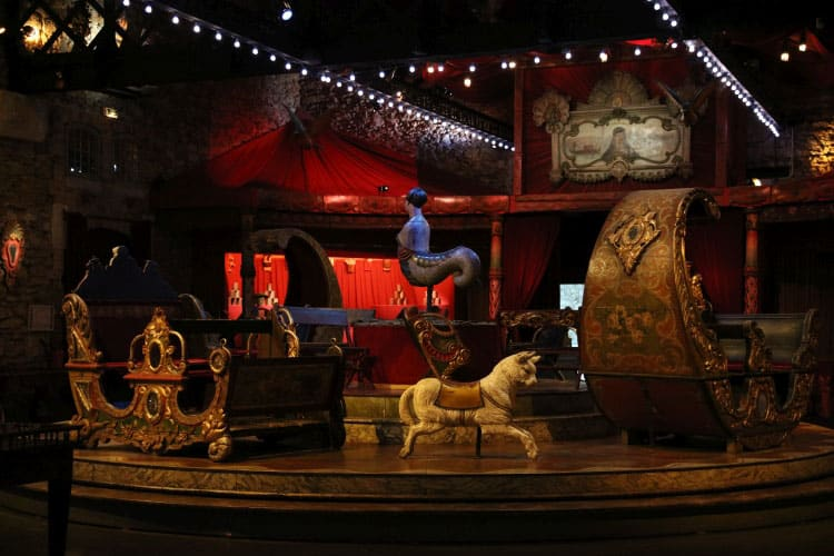 Paris for the Holidays - Musee des Arts Forains